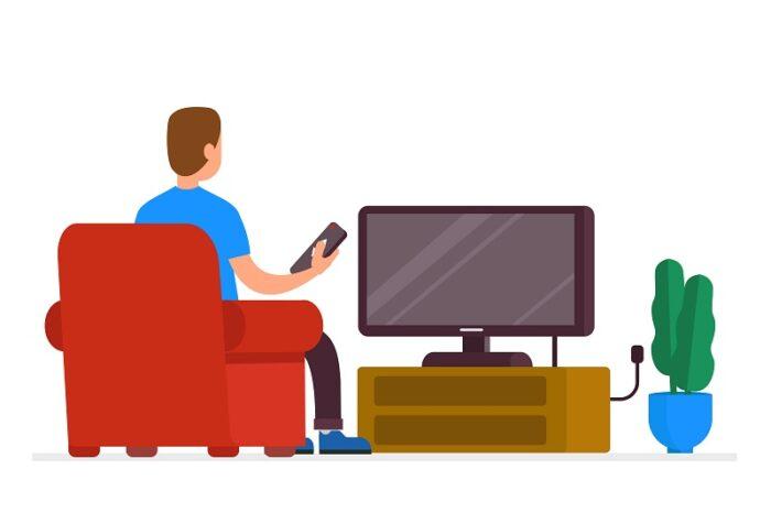 テレビ番組を見るように学べる
